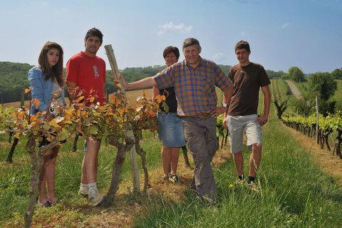 Famille Della Vedove Domaine de Bilé