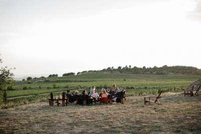 Photos - Ensemble sur la terrasse