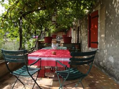 Photos- La terrasse
