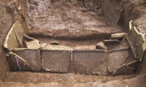 fouille archéologique