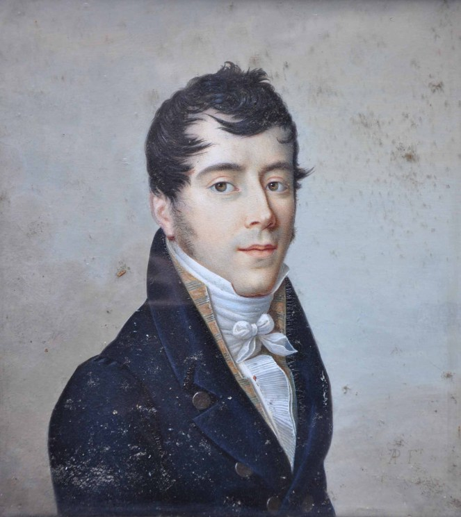 Louis Roger, Marquis de Lagoy, 19eme