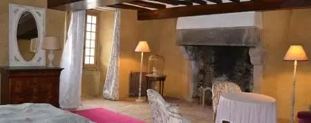 Suite familiale Domaine des Vaulx