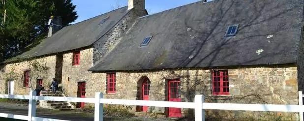 Chambre d'amis Domaine des Vaulx