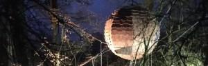 La cabane Lov' Nid du Domaine des Vaulx