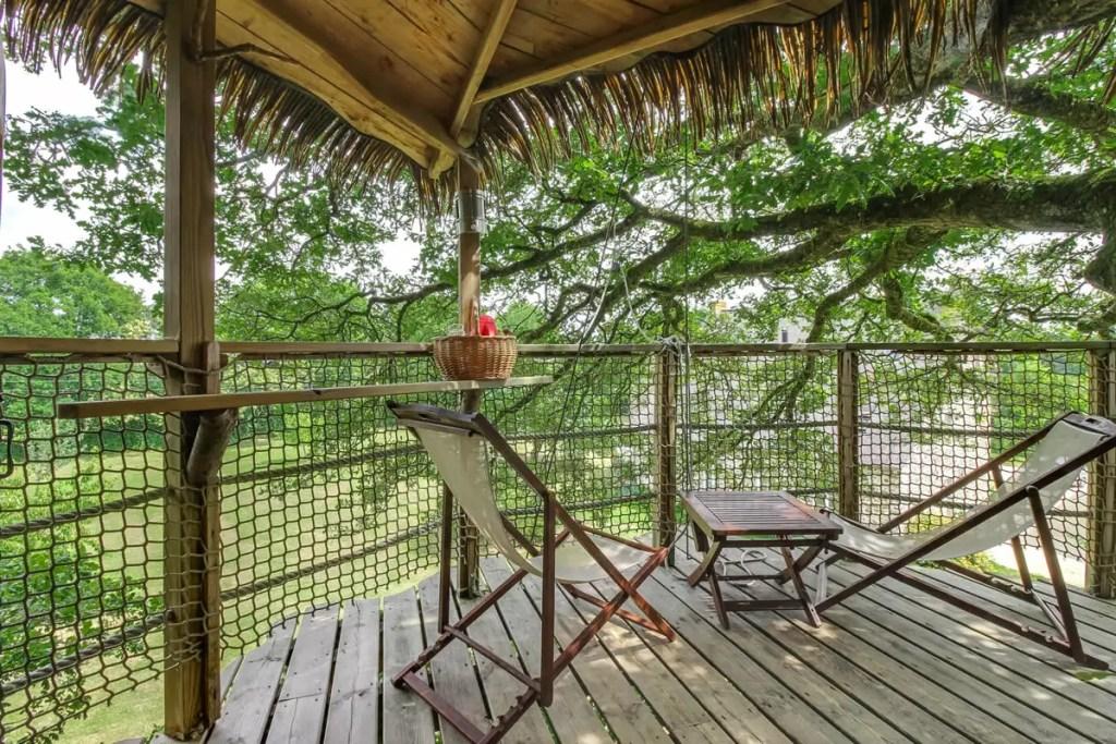 Cabane Girsberg, un cadre très agréable