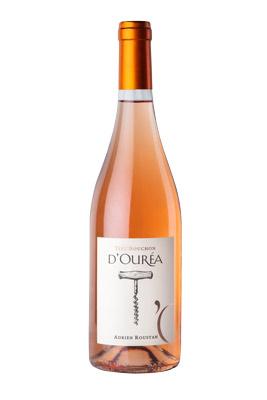 """Vin """"Tire Bouchon Rosé"""" du Domaine d'Ouréa"""