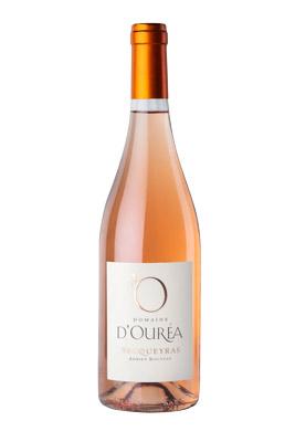 AOC Vacqueyras Rosé Bio élaboré par Adrien Roustan