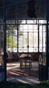 First Interior Orangery