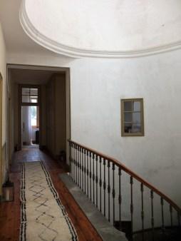 Corridor Leading to Yoga Room