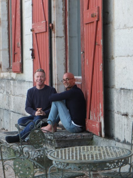 Jos Weesjes in conversation with Michael Lear