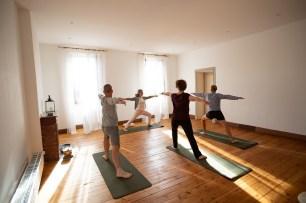 Evening Yoga Lesson