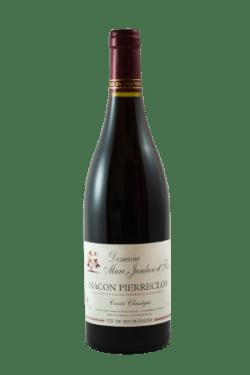 Mâcon-Pierreclos rouge Cuvée Classique Domaine Marc JAMBON et Fils