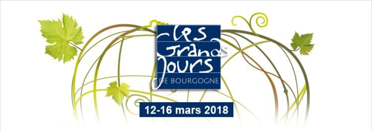 Grands Jours de Bourgogne 2018