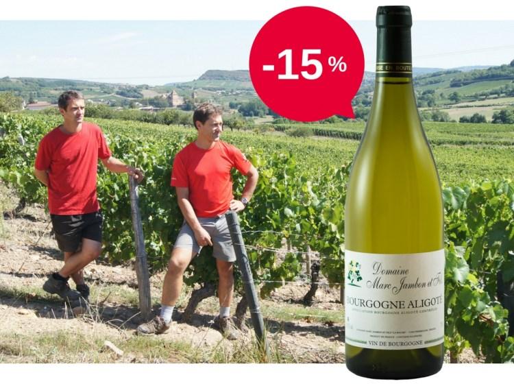 Domaine Marc JAMBON et Fils - Bourgogne Aligoté 2016