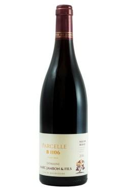 Mâcon-Pierreclos rouge Pinot-Noir Domaine Marc JAMBON et Fils