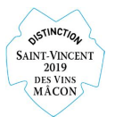 Distinction Saint-Vincent des vins de Macon 2019