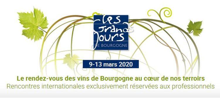 Les Grands Jours de Bourgogne 2020