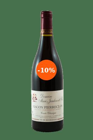 Mâcon-Pierreclos Rouge Cuvée Classique 2017