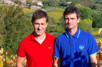 Domaine Marc JAMBON et Fils - Michel PRUDHON et Pierre-Antoine JAMBON