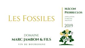Mâcon-Pierreclos Les Fossiles - Domaine Marc JAMBON et Fils