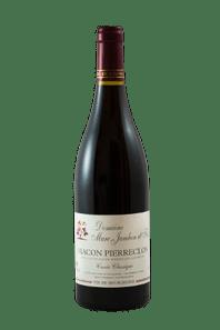 Mâcon-Pierreclos Rouge Classique - Domaine Marc JAMBON et Fils à PIERRECLOS