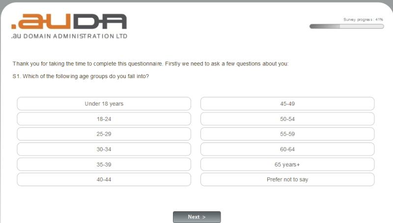auda survey 2
