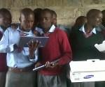 Kenya: turning radio links into broadband for the countryside