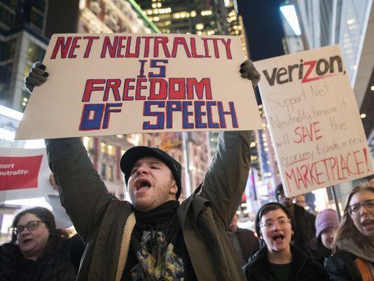 Tech giants Amazon, Facebook, Netflix and others slam FCC net neutrality u-turn