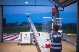 Zipline begins drone delivery of Covid-19 test samples in Ghana