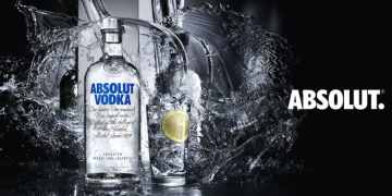 Domain Magazine - Absolute Vodka
