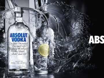 Domain Magazine - Absolute Vodka