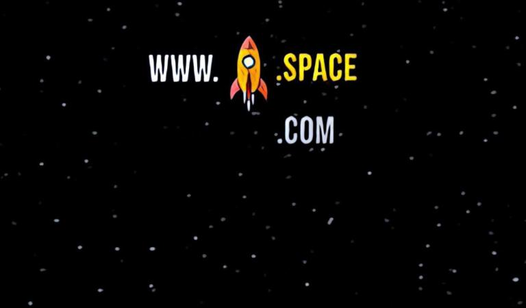 .Space more popular than .Blog and .Cloud