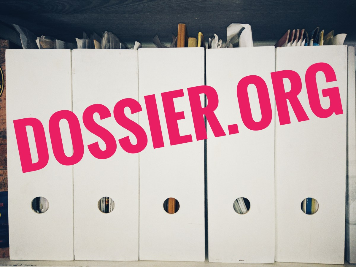 Dossier.org, domain name for sale