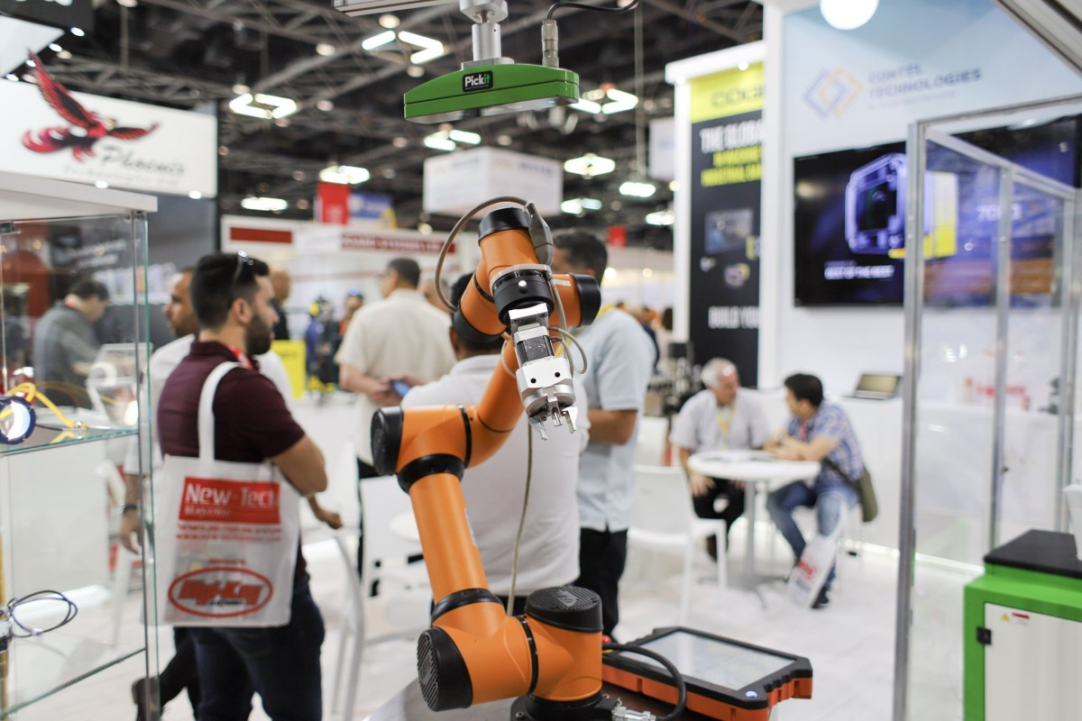 Mechanical Engineering: Robotics is all the rage at New Tech 2019