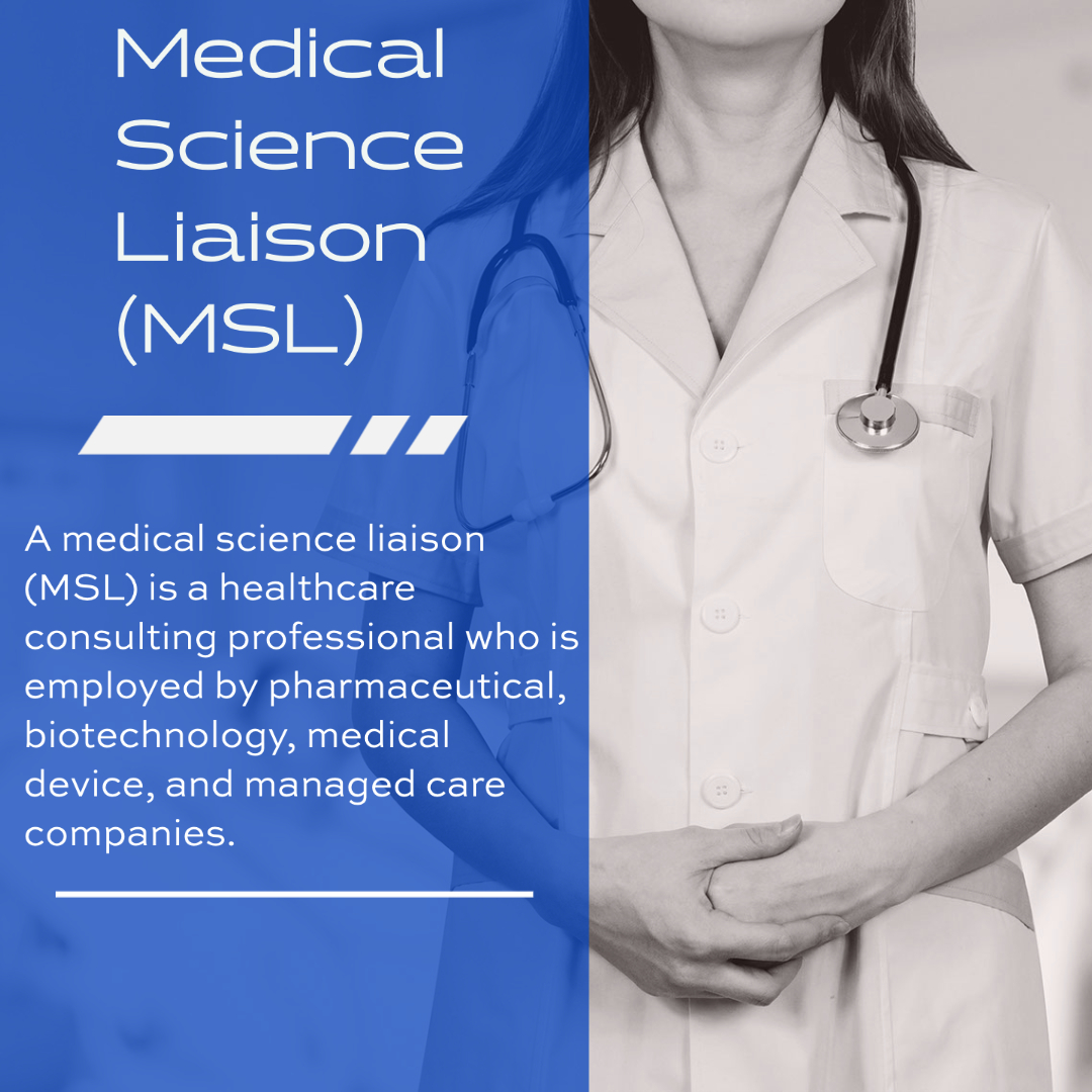 Medical Science Liaison (MSL)