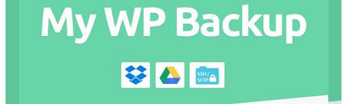 WordPress Backup Plugins - My WP Backup