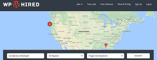 WordPress Developer - WP Hired