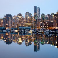 Visit and discover the beauty of Vancouver !