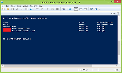 How to connect to Office 365 Services using PowerShell » domalab