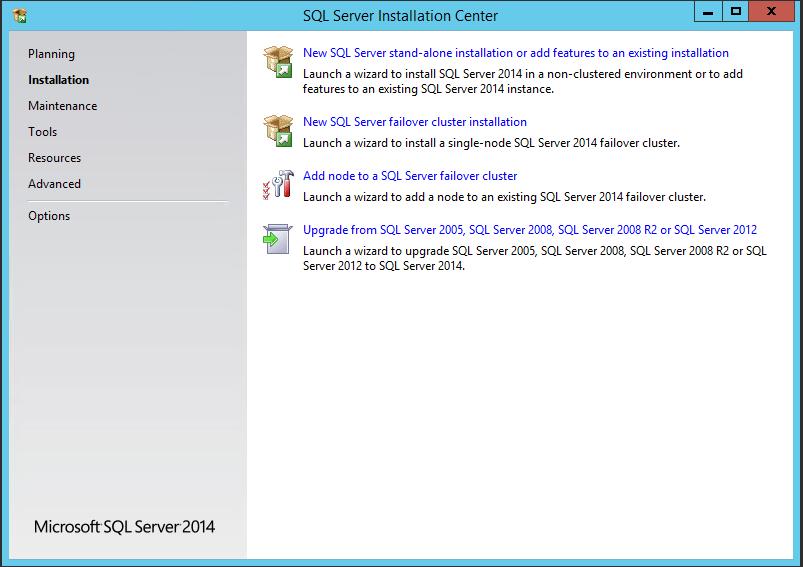 domalab.com SQL first node install