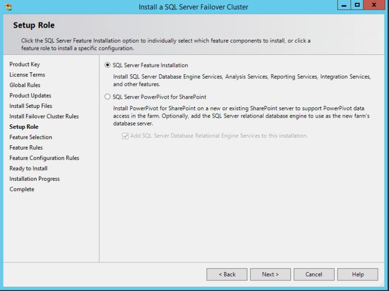 domalab.com SQL first node setup role