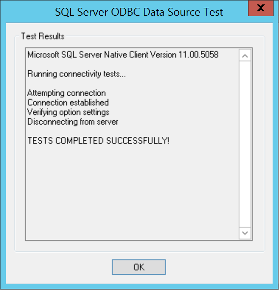 domalab.com VMware vCenter Deploy ODBC test