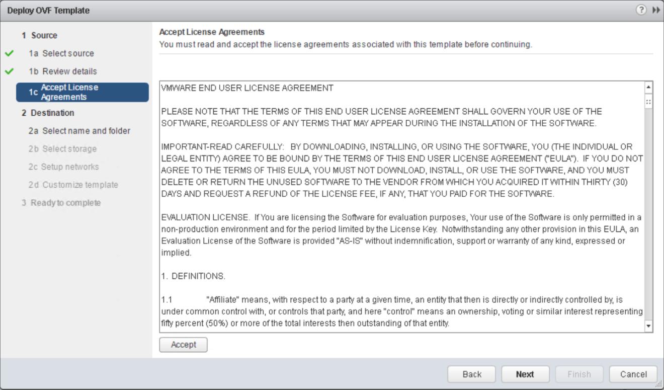 domalab.com VMware VDP install ovf license