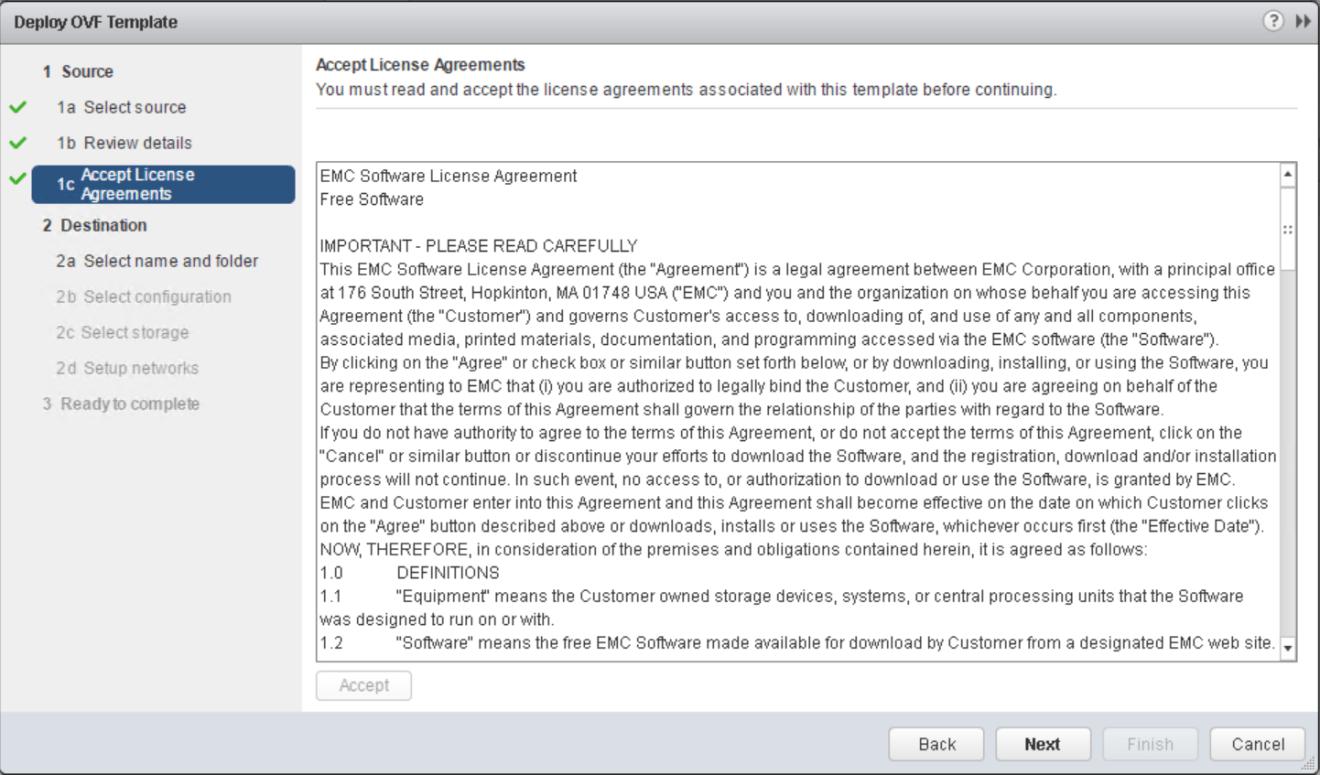 domalab.com Data Domain virtual edition ovf license