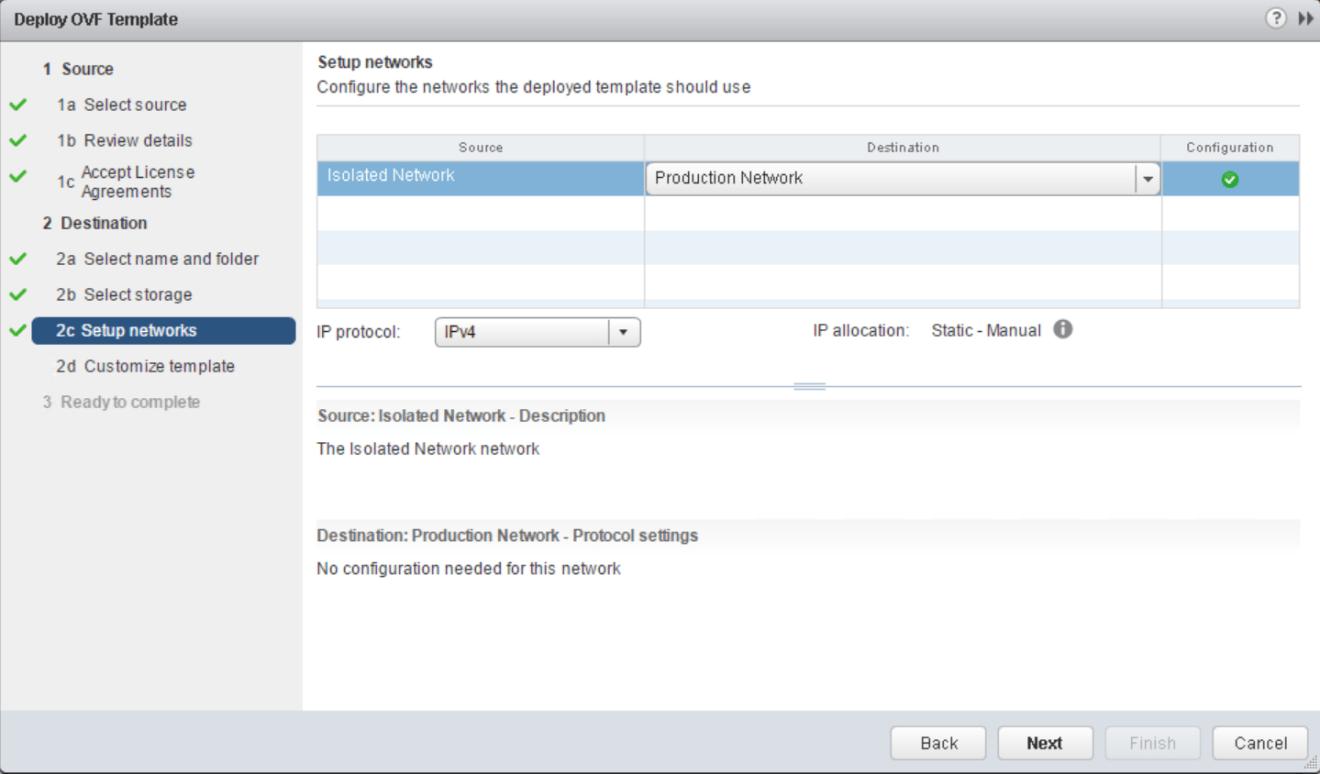 domalab.com VMware VDP install network