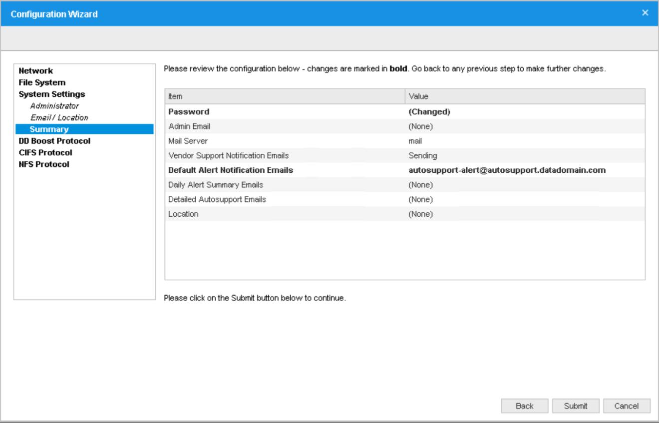domalab.com Data Domain VE install summary