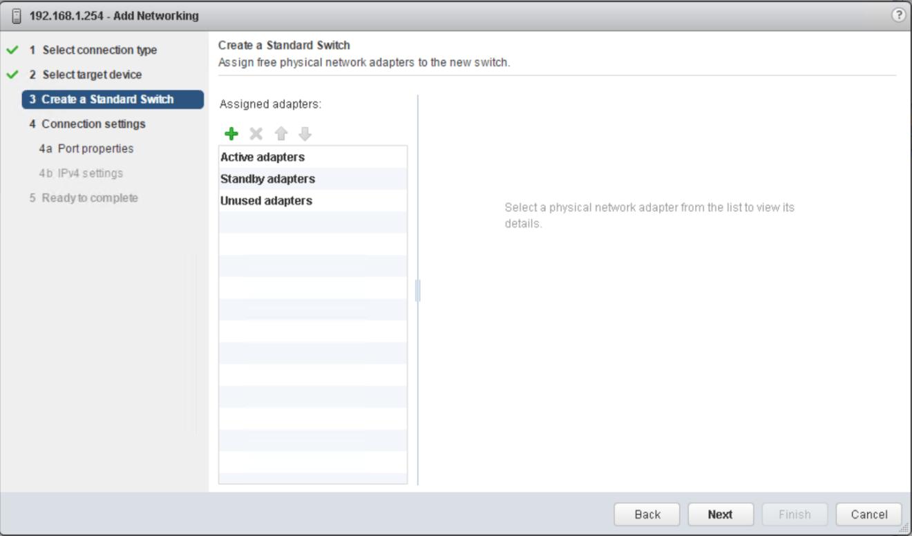 domalab.com vSphere Standard Switches add vmnics