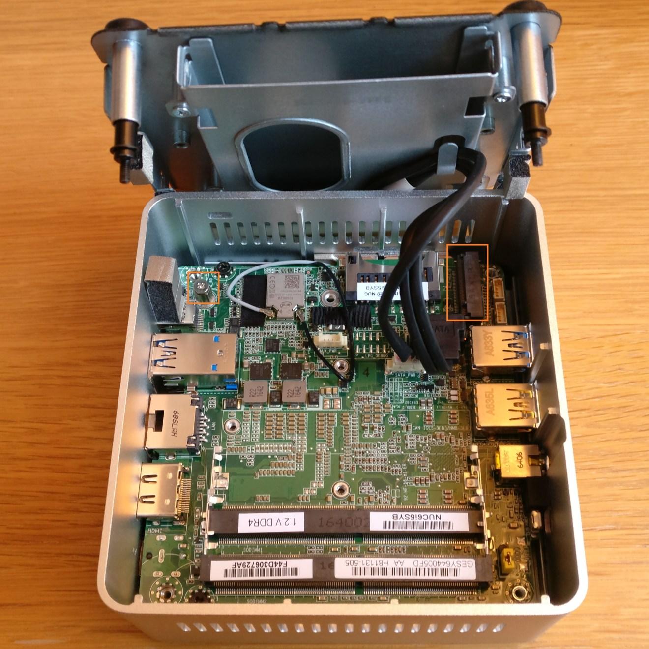 domalab.com intel nuc home lab Intel NUC kit