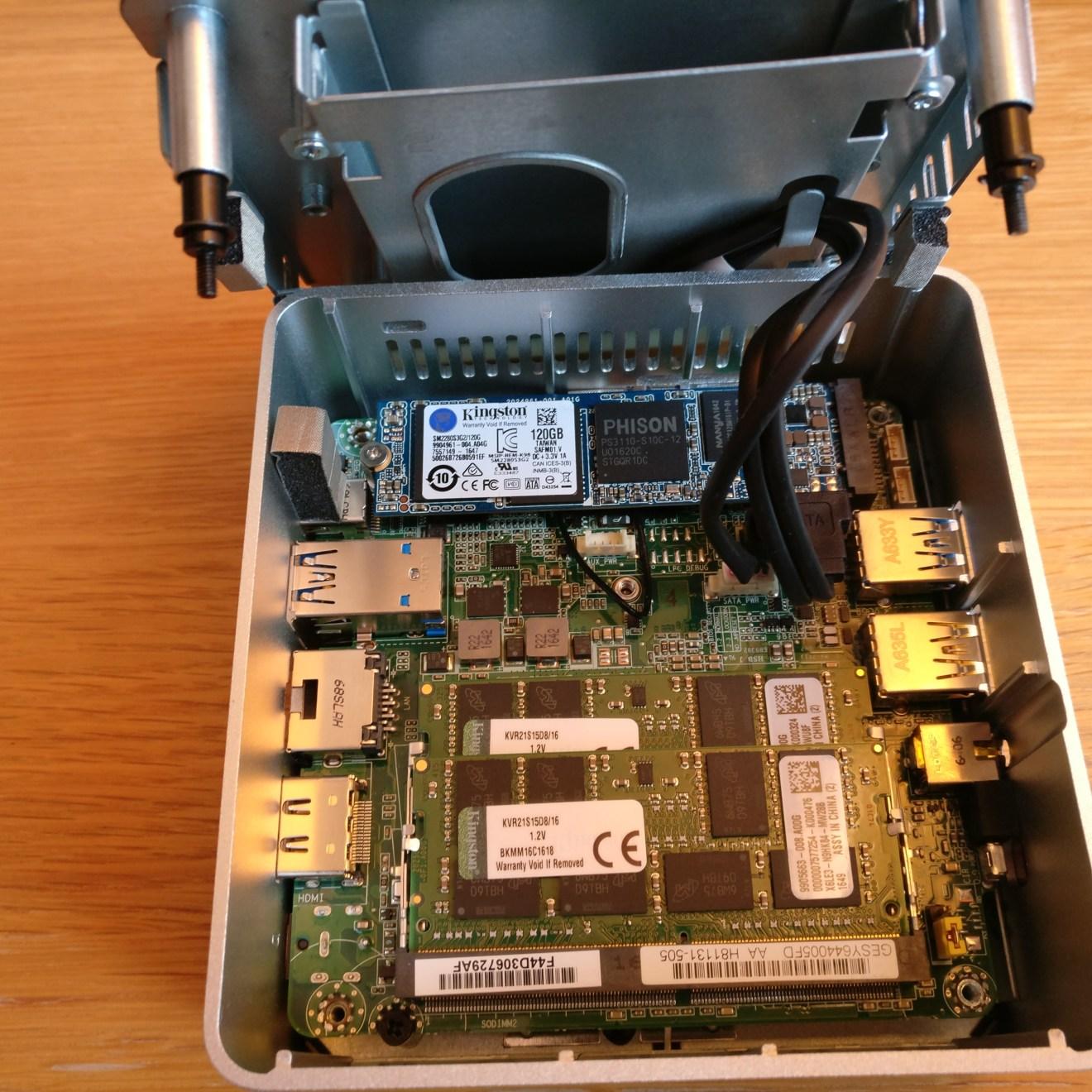 domalab.com intel nuc home lab Intel NUC