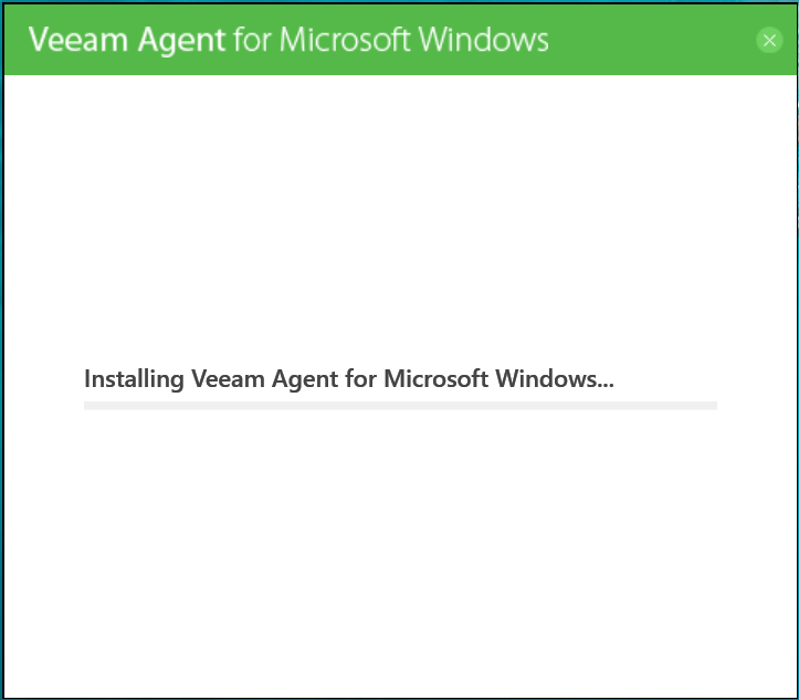 Veeam Agent for Windows 03